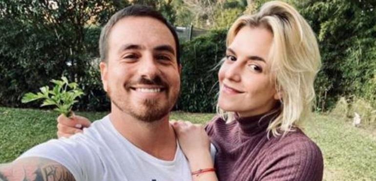 Tras la escandalosa fiesta con El Polaco, Fede Bal habló de su noviazgo con Sofía Aldrey