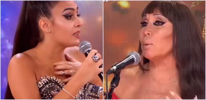 Moria Casán destruyó a Melina del Piano: