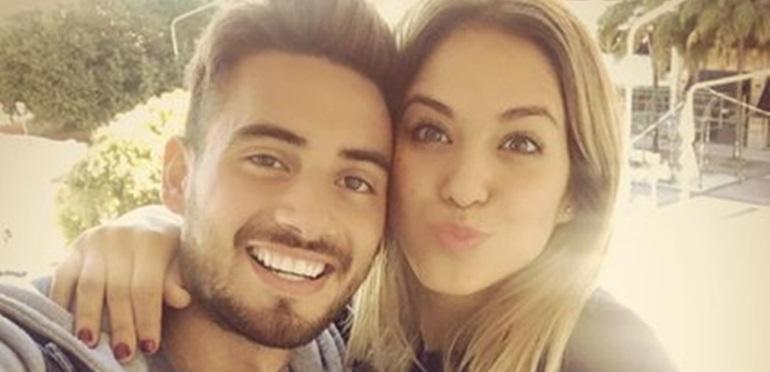 En medio de los rumores de embarazo, Flor Vigna y Nico Occhiato se fueron de vacaciones juntos