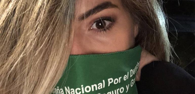 La filosa respuesta de Dalma Maradona a los defensores de las