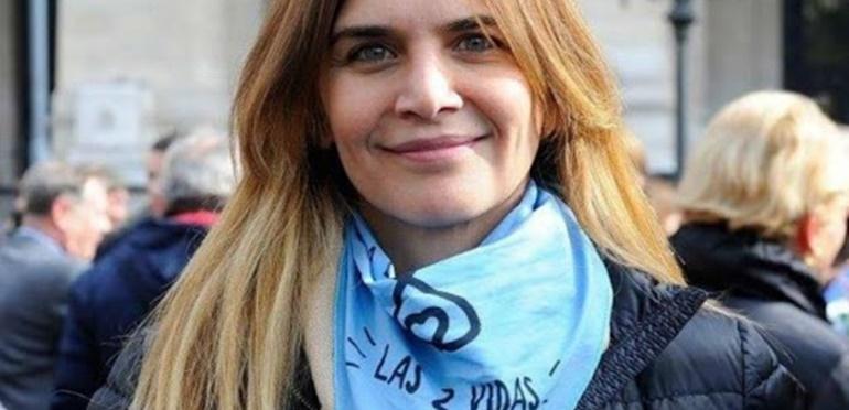 La promesa de Amalia Granata a horas de la sanción de la ley del aborto: