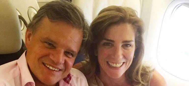 Quique Sacco recordó a Débora Pérez Volpin en el día que la periodista hubiera cumplido años: