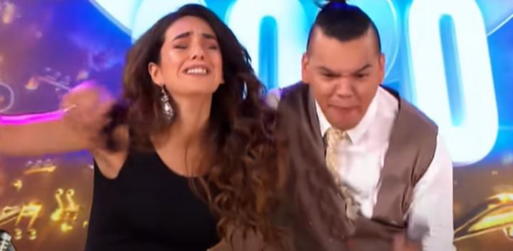¡La rompieron! Brian Lanzelotta y Ángela Leiva están en la gran final del Cantando