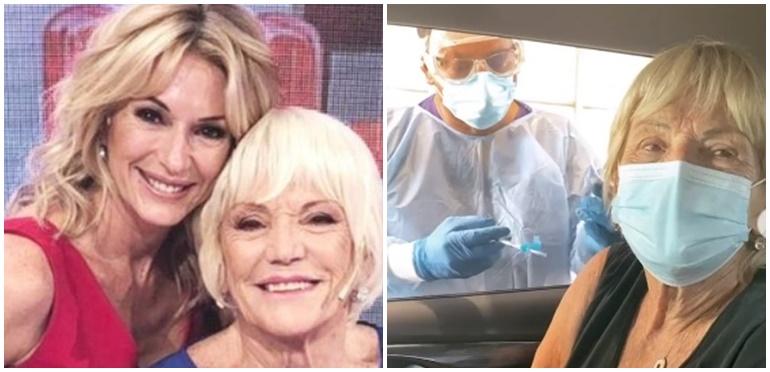 La polémica frase de la madre de Yanina Latorre tras colocarse la Pfizer en Miami: