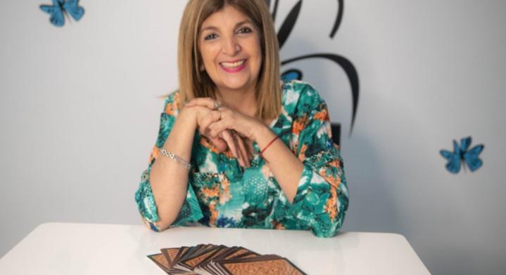 """Fabiana Aquin, tarotista y numeróloga: """"No se trata de tener resultados rápidos en una consulta sino verdaderos"""