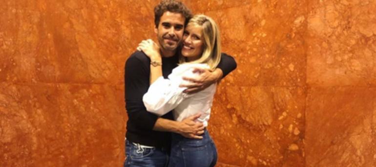 Laurita Fernández contó que Nicolás Cabré la mira todas las noches en el Cantando