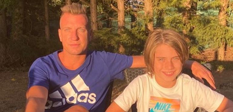 Maxi López celebró el cumpleaños de su hijo Valentino con una emotiva anécdota: