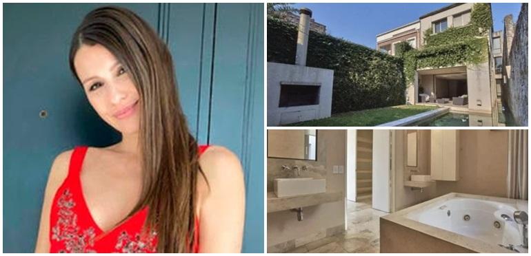 Pampita alquila la increíble casa en la que vivió con Vicuña: pediría 9 mil dólares por mes