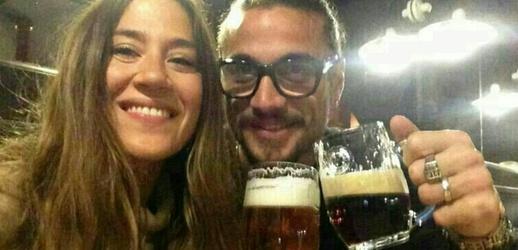 Jimena Barón - Daniel Osvaldo