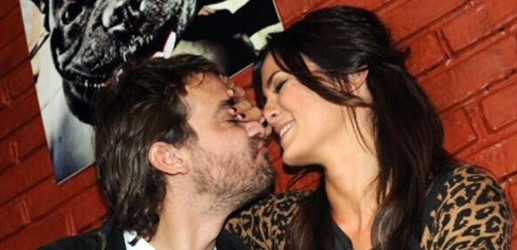 Paula Chaves y Peter Alfonso