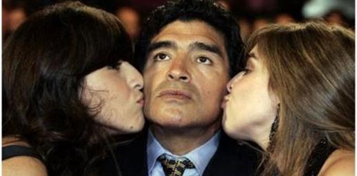 Giannina, Diego, Dalma