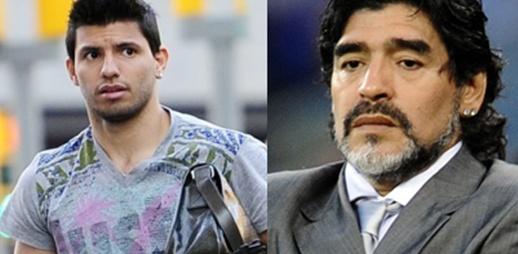 Kun - Maradona