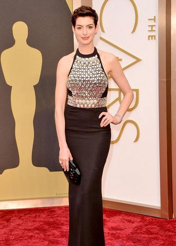 Los mejores vestidos de los Oscar 2014