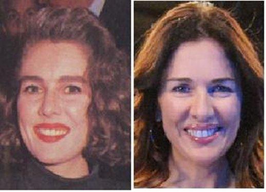 Qu transformaci n mir los antes y despu s de los famosos for Chimentos de famosos argentinos