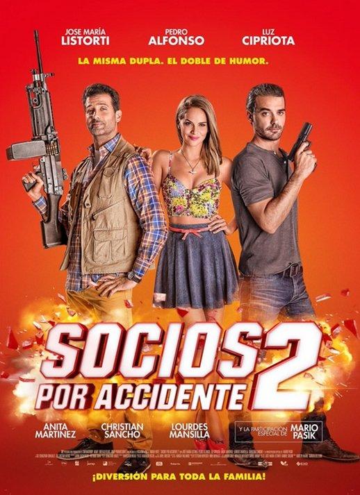 Socios por accidente 2 (2015)