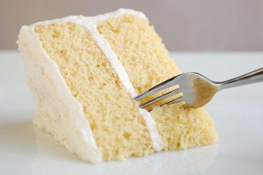 Torta De Vainilla En Pocos Pasos