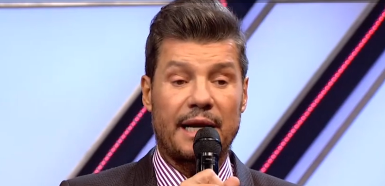 Renuncio Marcelo tinelli a Showmatch