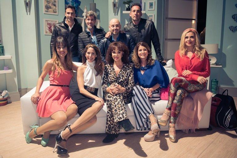 Falladas tuvo su estreno repleto de famosos espect culos for Ultimos chimentos dela farandula argentina 2016