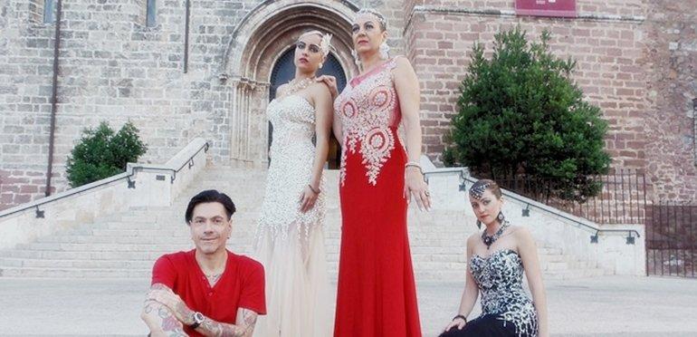 Roberto piazza present bollywood su nueva colecci n de Chimentos dela farandula argentina 2016