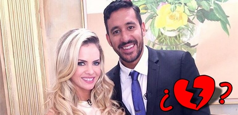 Rumores de infidelidad para la pareja de Jonás Gutierrez y Alejandra Maglietti
