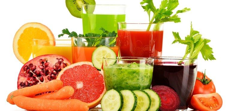 Jugos detox para incorporar a tu dieta