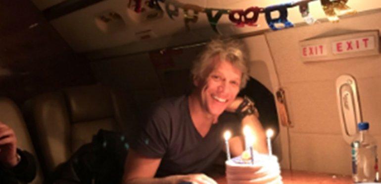 5 curiosidades que no sabías de Jon Bon Jovi