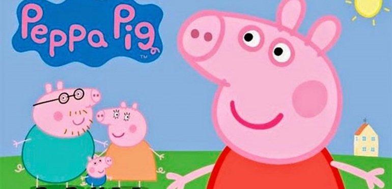 Para los m s chiquitos peppa pig llega al teatro for Espectaculo peppa pig uruguay