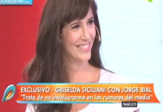 Sigue con la vena: Griselda Siciliani le respondió a Araceli González