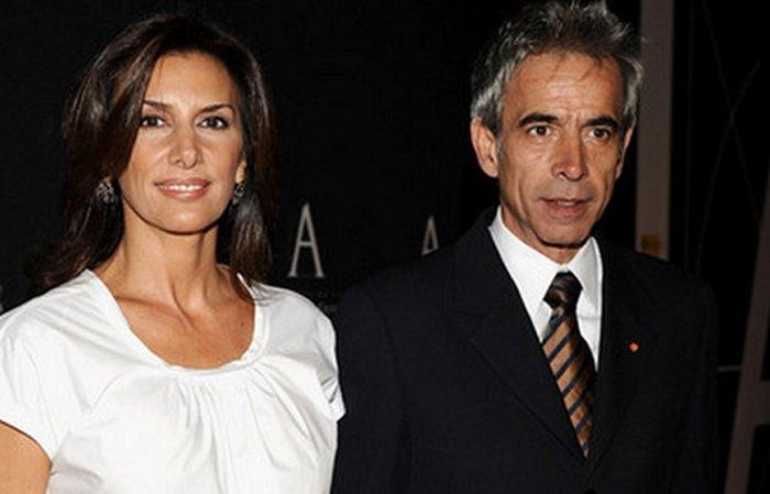 Darío Grandinetti blanqueó su relación con Pastora Vega