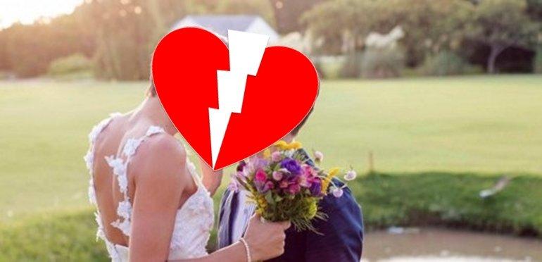 No va m s despu s de 1 a o de casados se separ una querida pareja - Separacion de bienes despues de casados ...