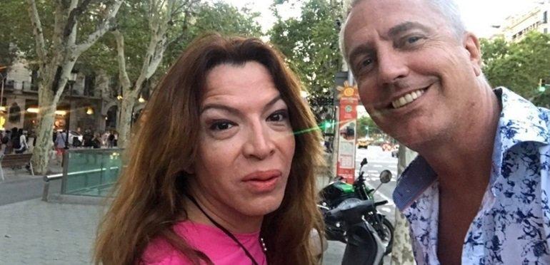 Lizy Tagliani posó sin ropa durante su estadía con Marley en Ibiza