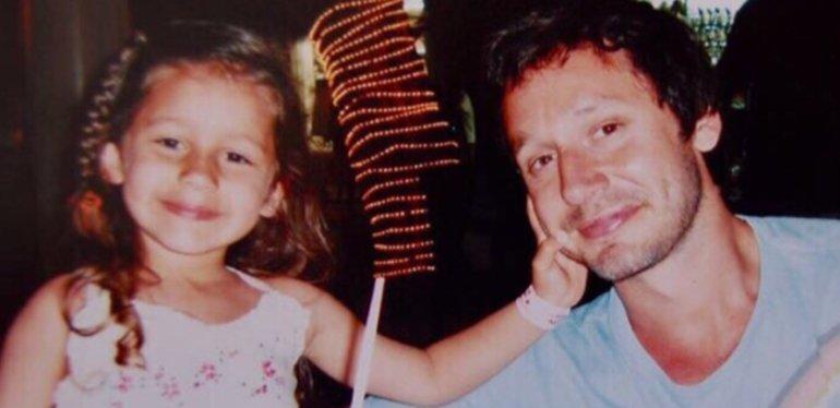 Benjam n vicu a record a su hija for Blanca romero y sus hijos