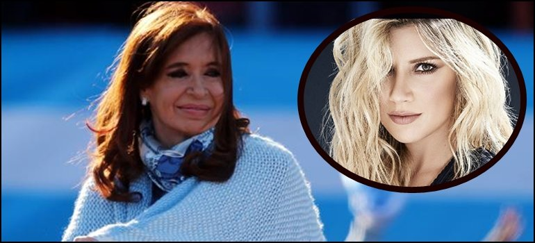 ¿Laurita Fernández podría entrevistar a Cristina Fernández de Kirchner?