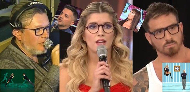 POLÉMICA Fede Bal y Laurita Fernández se llevaron el peor puntaje de la historia del Bailando