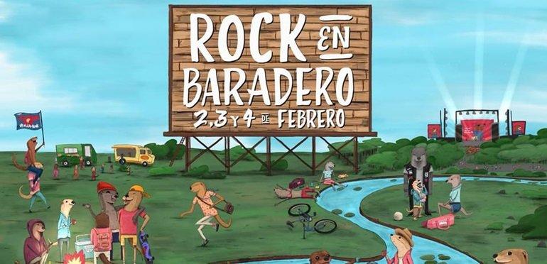 El rock en baradero ya tiene fechas confirmadas for Revista pronto primicias ya