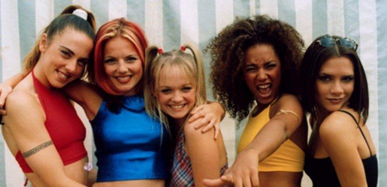 MOMENTO RETRO: Vuelven las Spice Girls