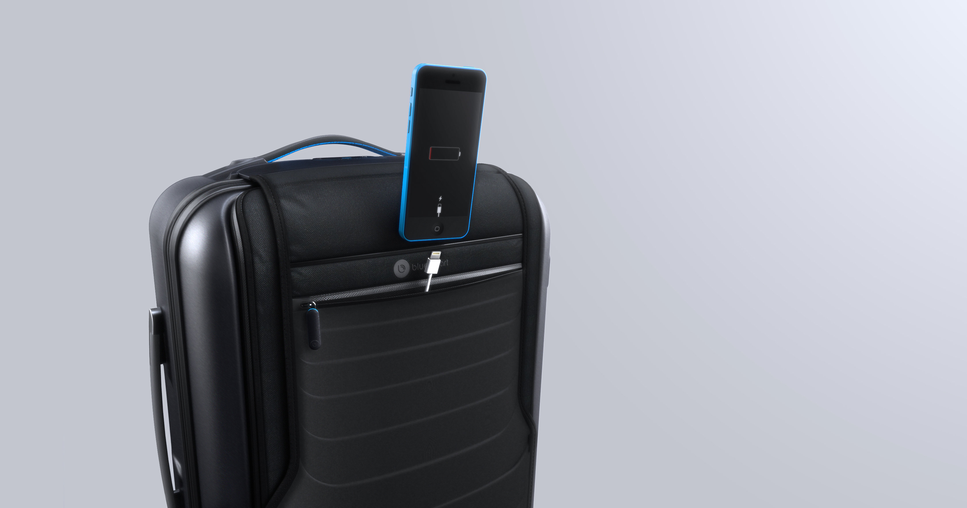 Bluesmart-iPhone-Charge