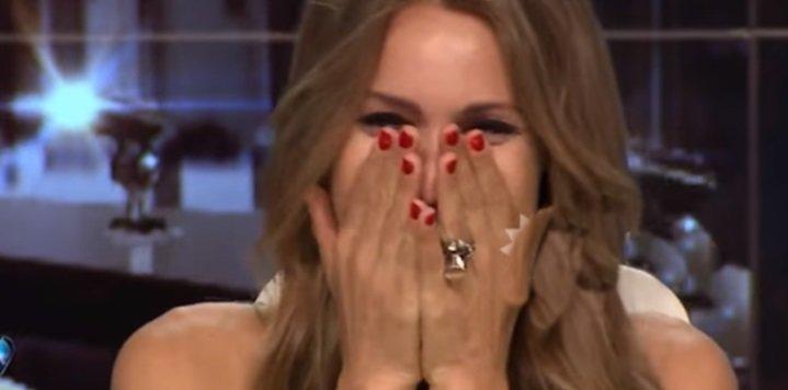 Lloró y no de emoción: La verdad detrás de las lágrimas de Pampita en la final del Bailando
