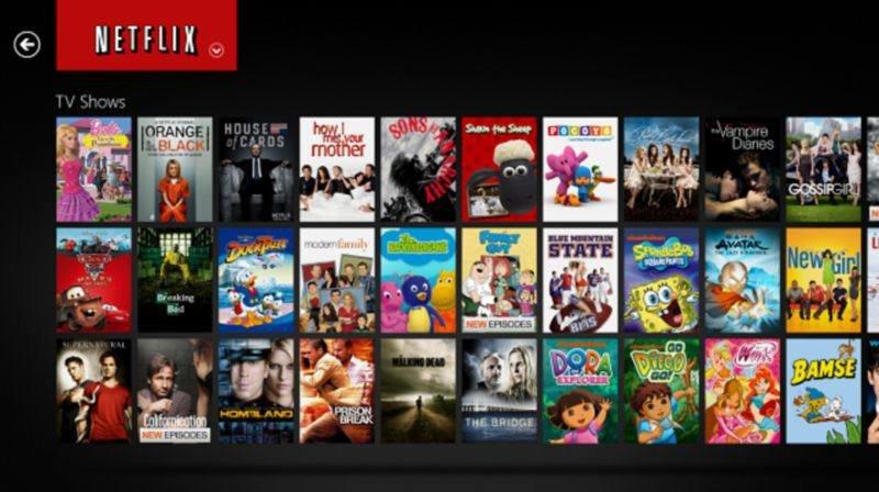 Netflix analiza prohibir las cuentas compartidas a sus usuarios