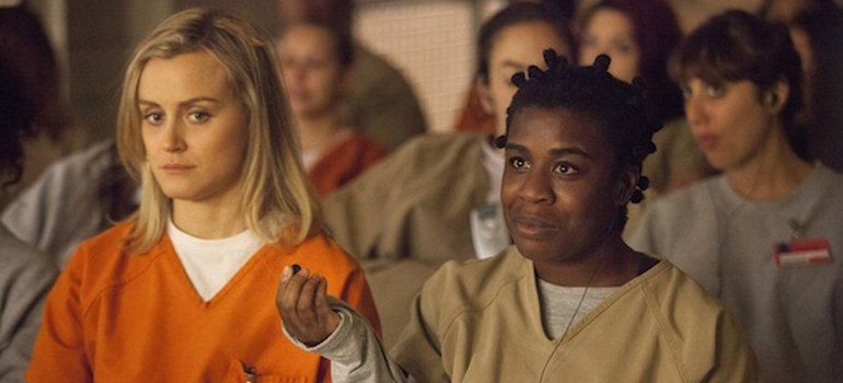 Una actriz de Orange is the New Black está en la Argentina: