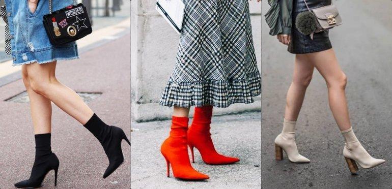 mejor elección Mejor precio obtener nueva SOCK BOOTS: la tendencia de las 'botas media' llega en este ...