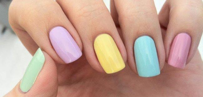 Qué Se Va A Usar Estos Son Los Colores De Esmaltes Del