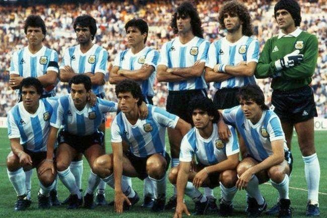 Diego Maradona en el debut de Argentina: ¿Qué dijo tras el empate?