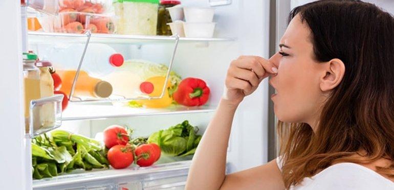 C mo quitar el mal olor de la heladera - Quitar olor tabaco habitacion rapido ...