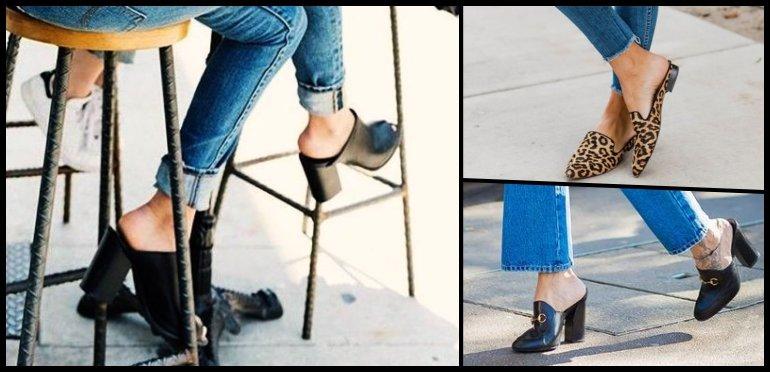 Zapatos Sin Mules Talón Son Furor InviernoLos En PkXuiOZ