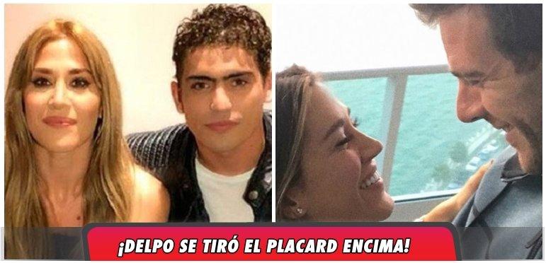 Juan Martín Del Potro está celoso de Rodrigo Romero, el nuevo novio de Jimena Barón