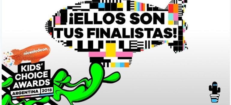 Kids Choice Awards: todos los nominados
