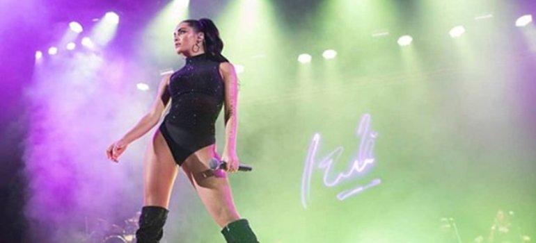 MUCHA ONDA: Lali Espósito mostró la portada de su nuevo disco