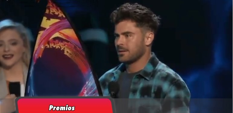 Los ganadores de los Teen Choice Awards 2018