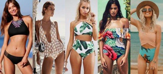Vestidos de bano para este verano